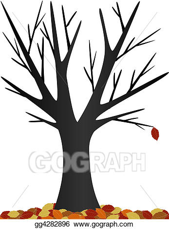 graphic royalty free Last of clipart illustration. Stock the season .