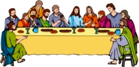 picture royalty free Last of clipart supper clipart. Clip art library .