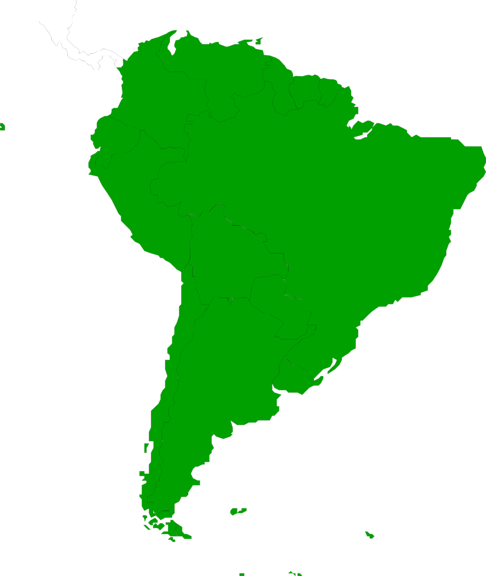 png royalty free download Latin America Map Clipart