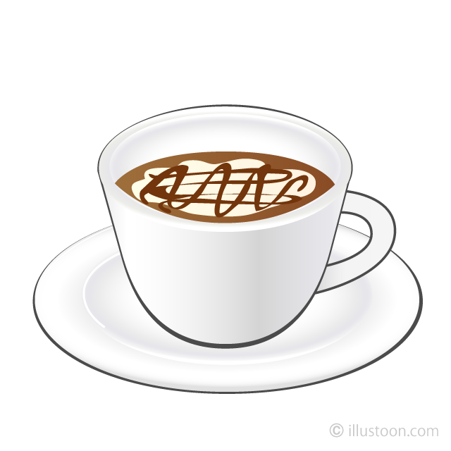 clip art free download Latte clipart. Coffee cup free picture