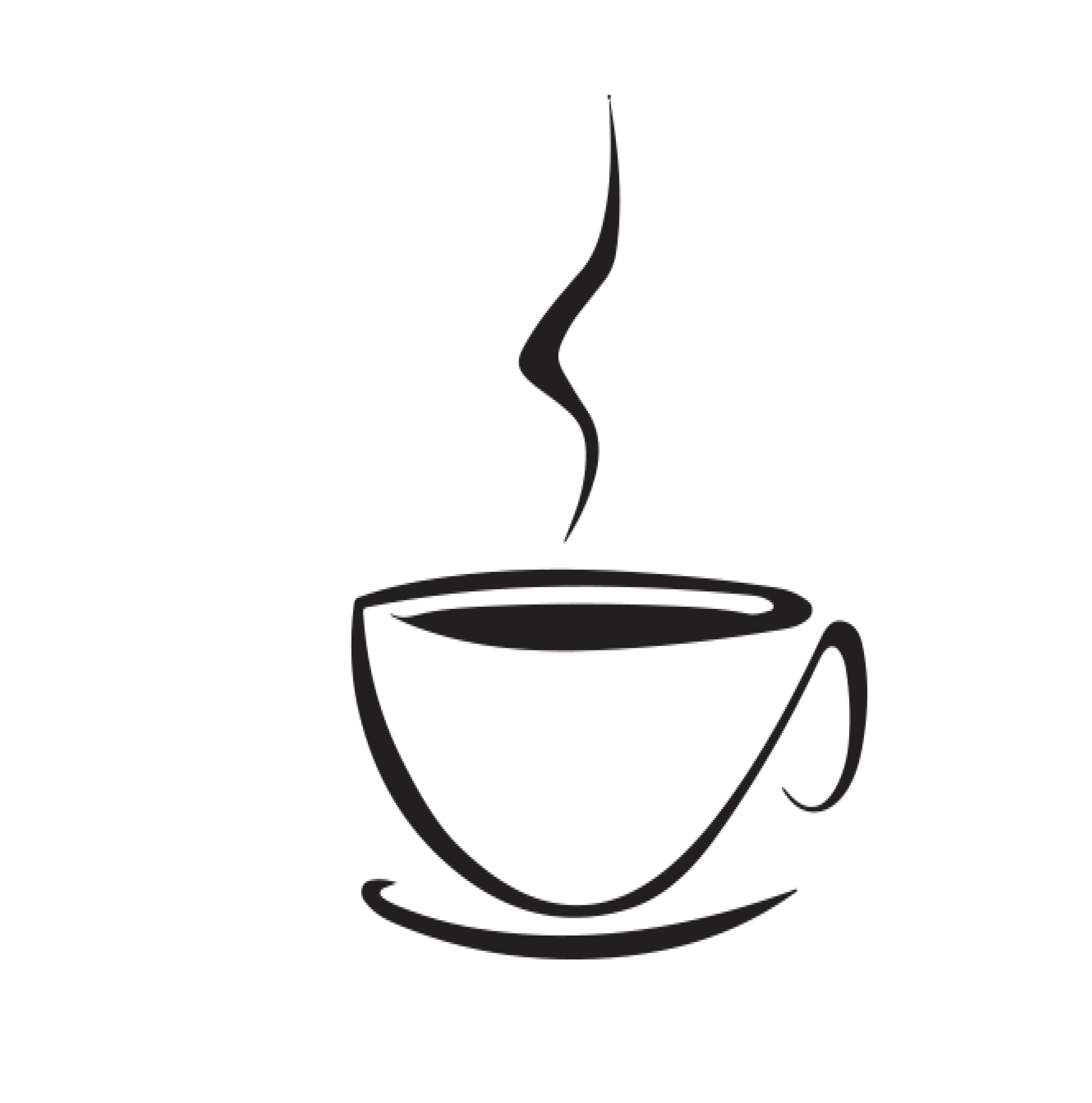 vector black and white download Latte clipart chai latte. Tea transparent free for.