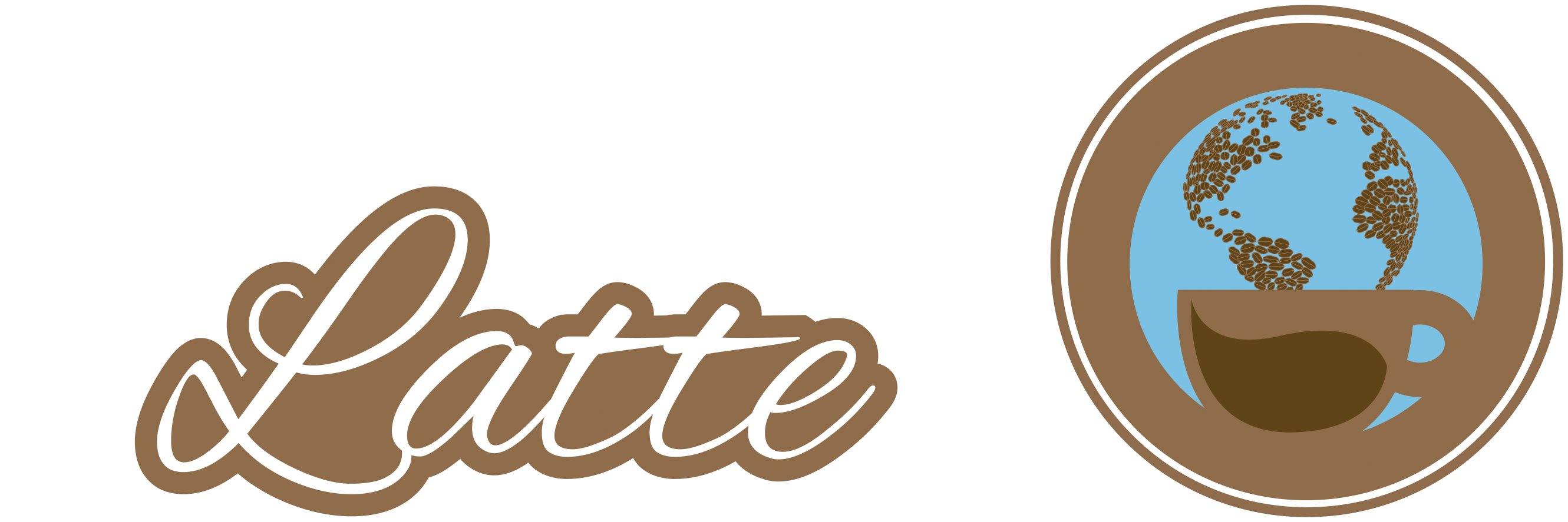 svg black and white stock Latte clipart chai latte. The perfect challenge your.
