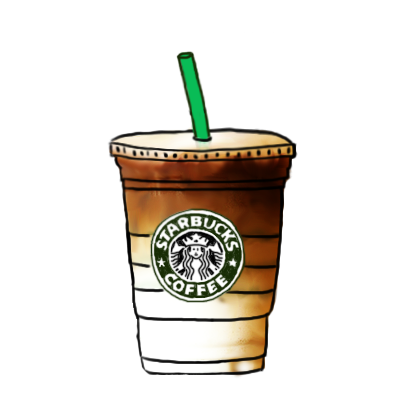 svg download  collection of coffee. Latte clipart tumbler starbucks.