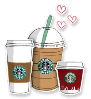 jpg royalty free download Latte clipart tumbler starbucks. Pin ni i eider.