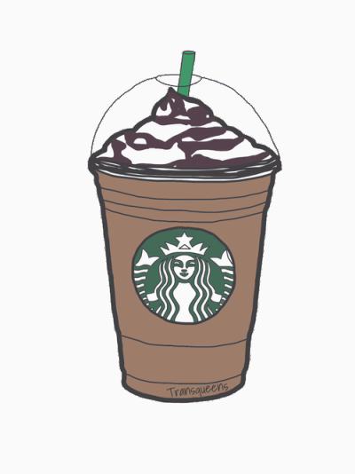 image free library Latte clipart tumbler starbucks. Frapuccino tumblr wallpaper pinterest.