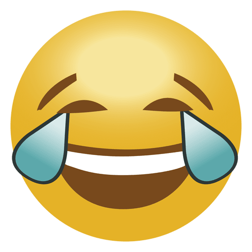 jpg free download Laugh crying emoji emoticon. Laughing vector