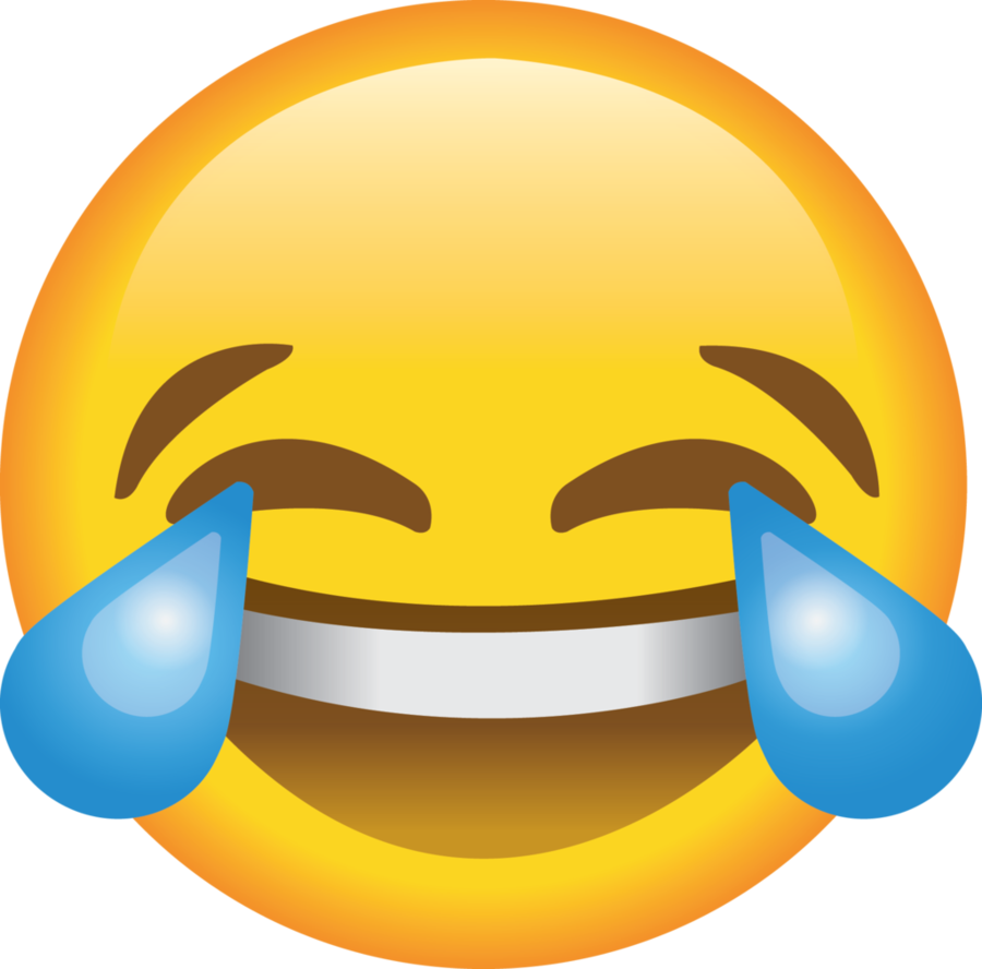 free library Emoji Laugh by Andrea