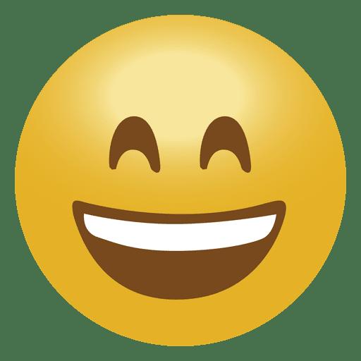 clip art royalty free download Laugh emoji emoticon smile