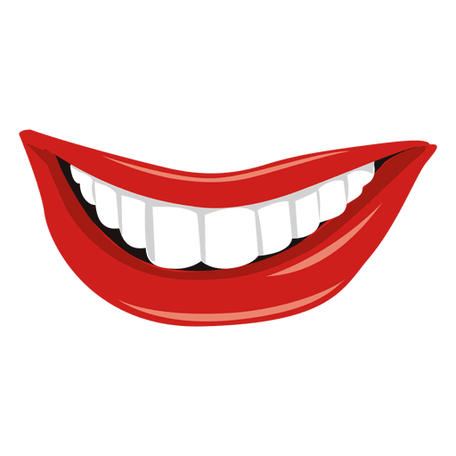clipart library library Smiling mouth express