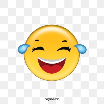 clipart royalty free download Laughing png psd and. Vector emojis transparent background