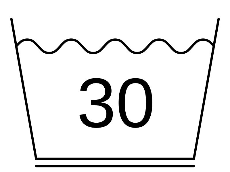 clip art transparent library File symbol wash delicate. Laundry svg