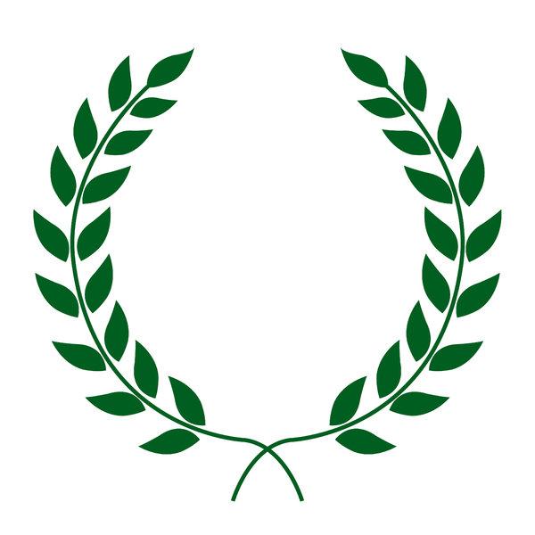 clip library stock Laurel wreath clipart. Free cliparts download clip