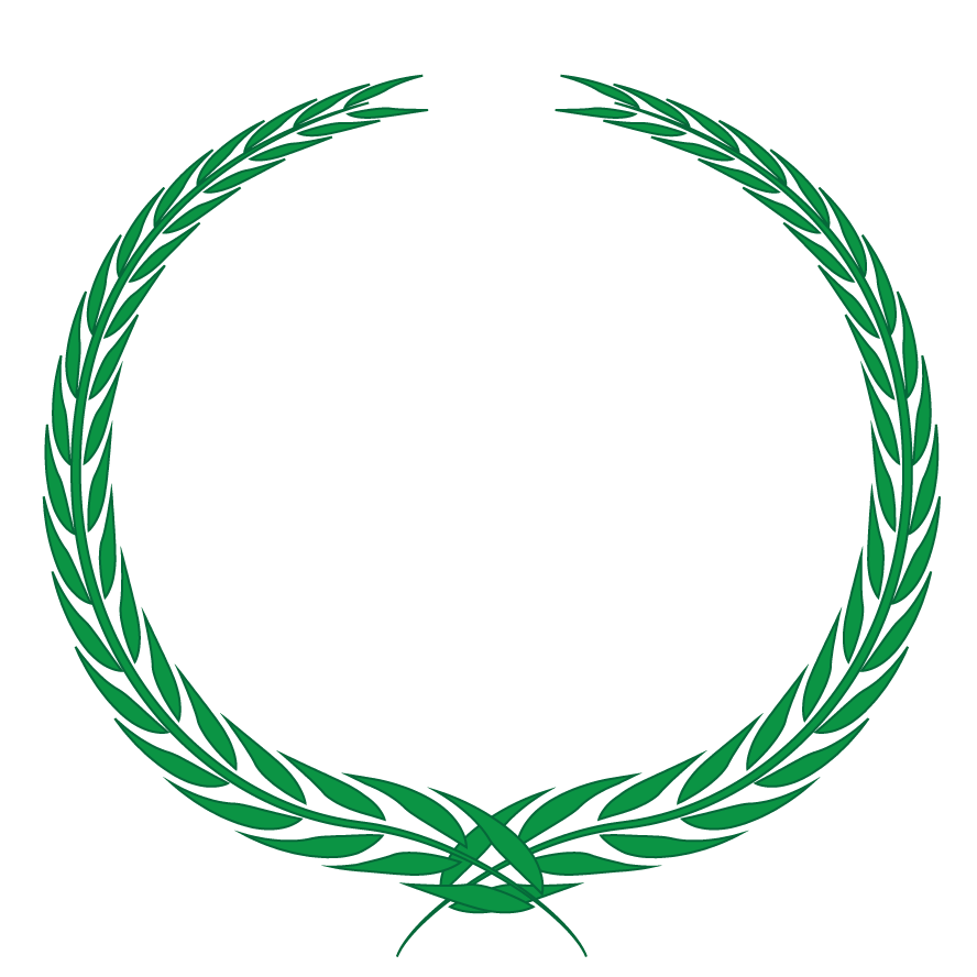 png black and white library Laurel Wreath by ajsilvia on DeviantArt