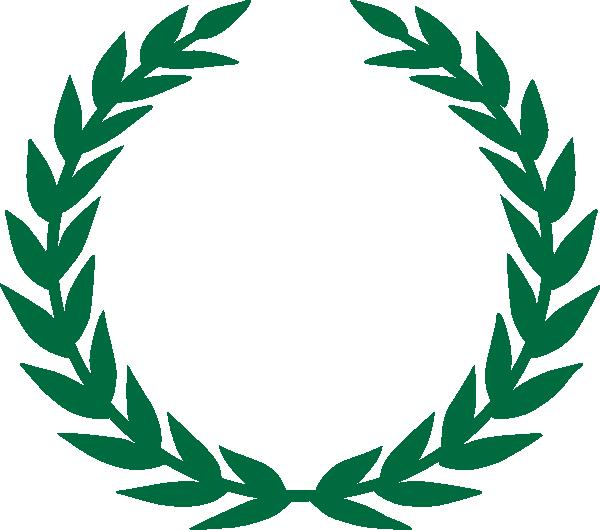 svg free download Laurel clipart leaf. Green leaves clip art.