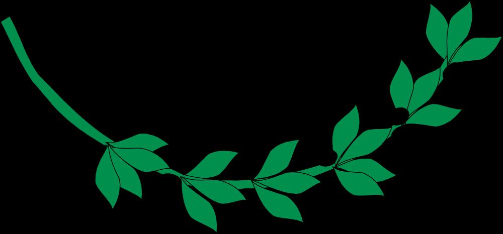 clip transparent Laurel clipart olive branch. Onlinelabels clip art .