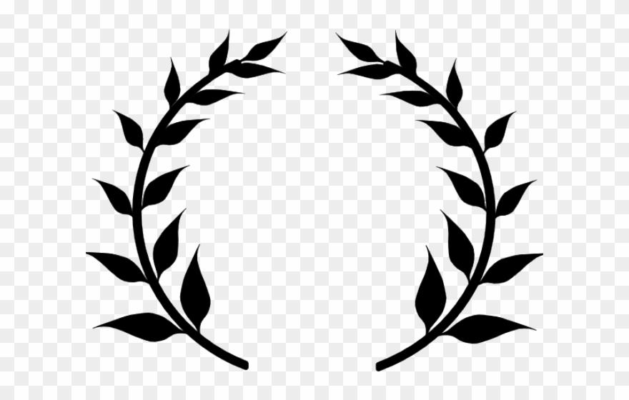 jpg transparent stock Laurel clipart olive branch. Wreath png download .