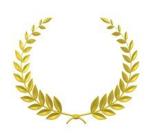 vector royalty free Pin on jude s. Laurel clipart olympic.