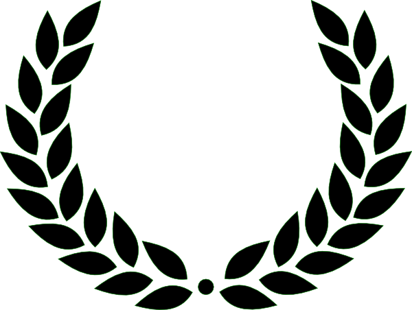 vector free stock Laurel wreath clip art. Laurels vector