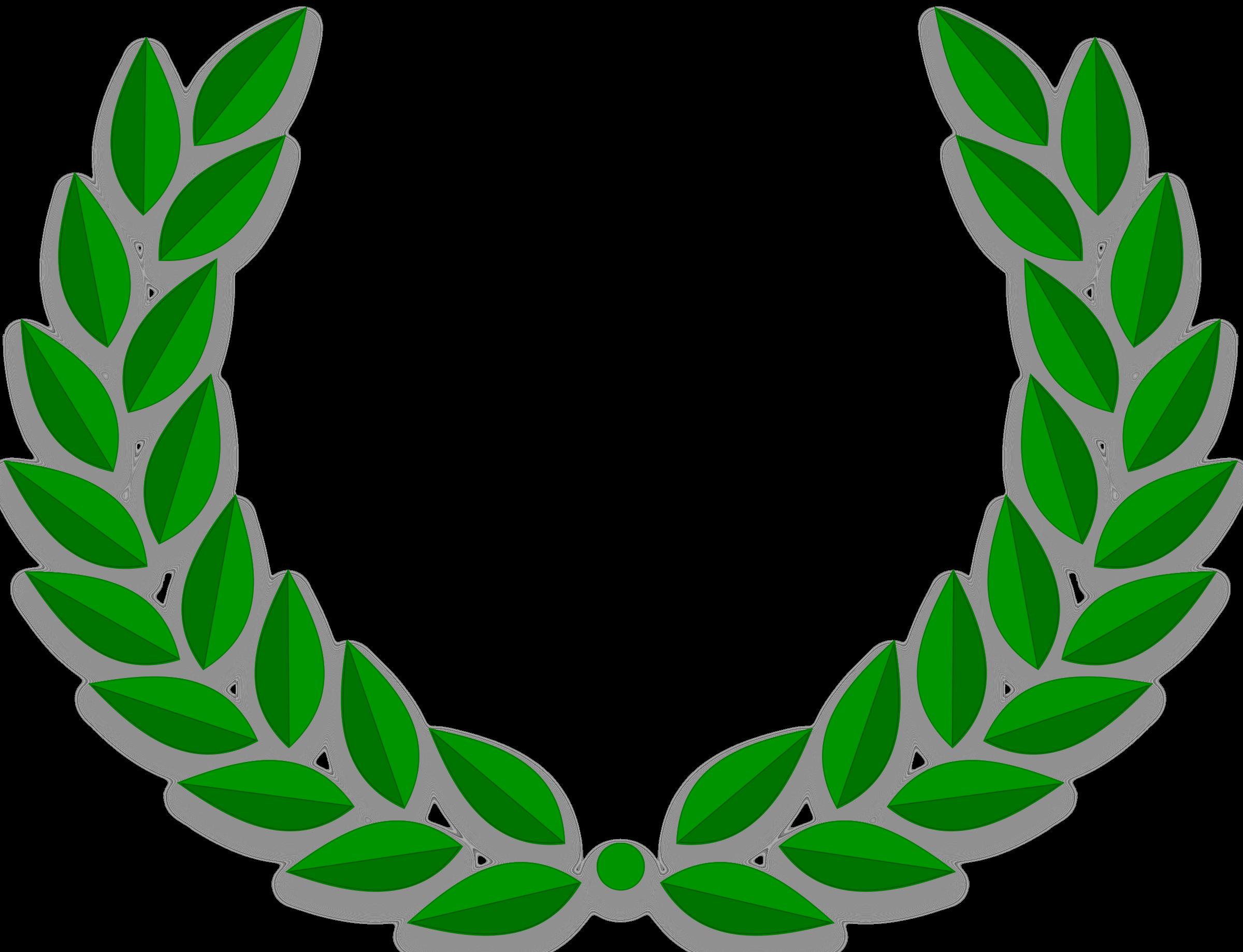 jpg transparent Wreath big image png. Laurel clipart olympic.