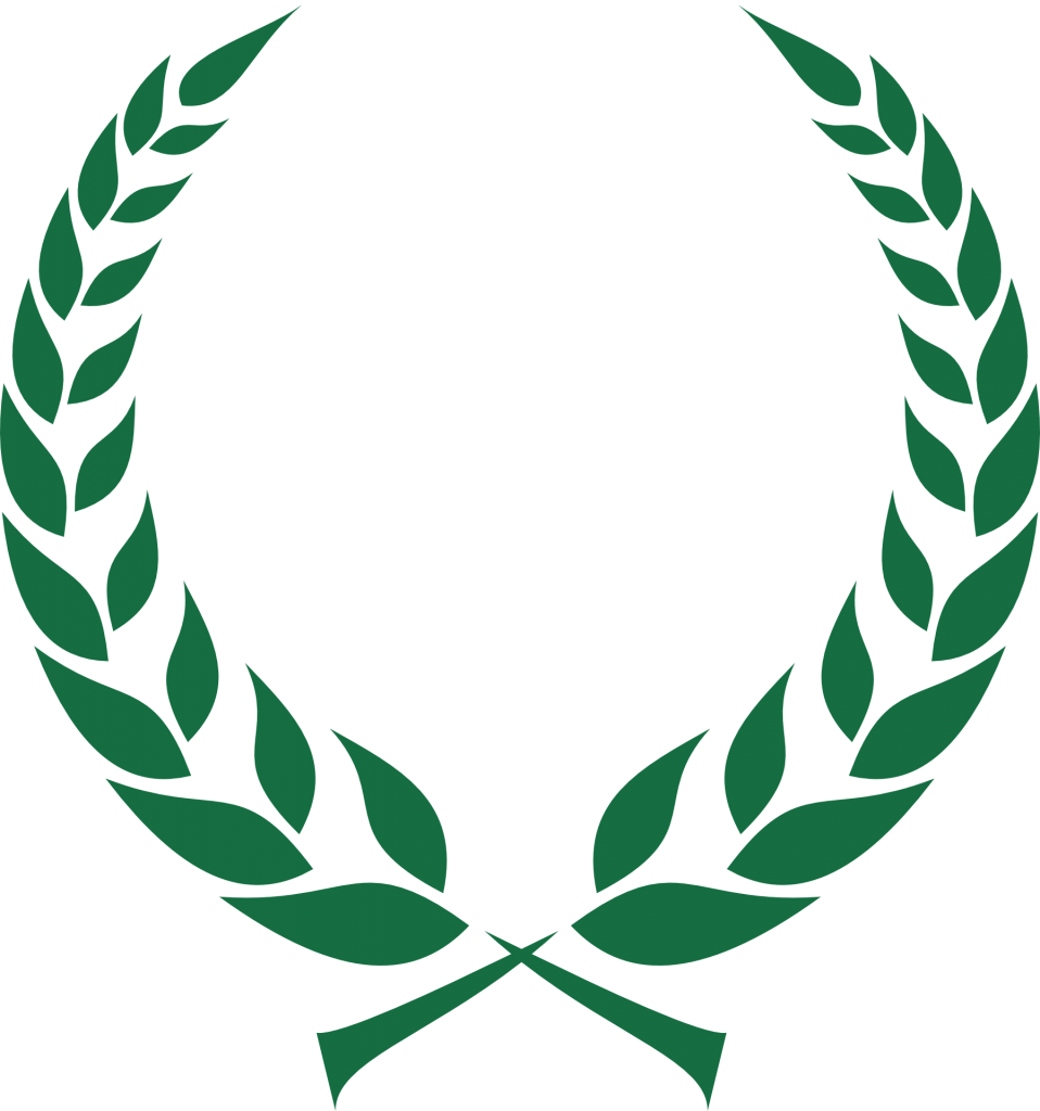 jpg free laureles vector crest #98827830