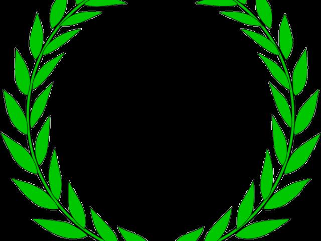 jpg transparent stock Greek leaves crown vector freeuse download