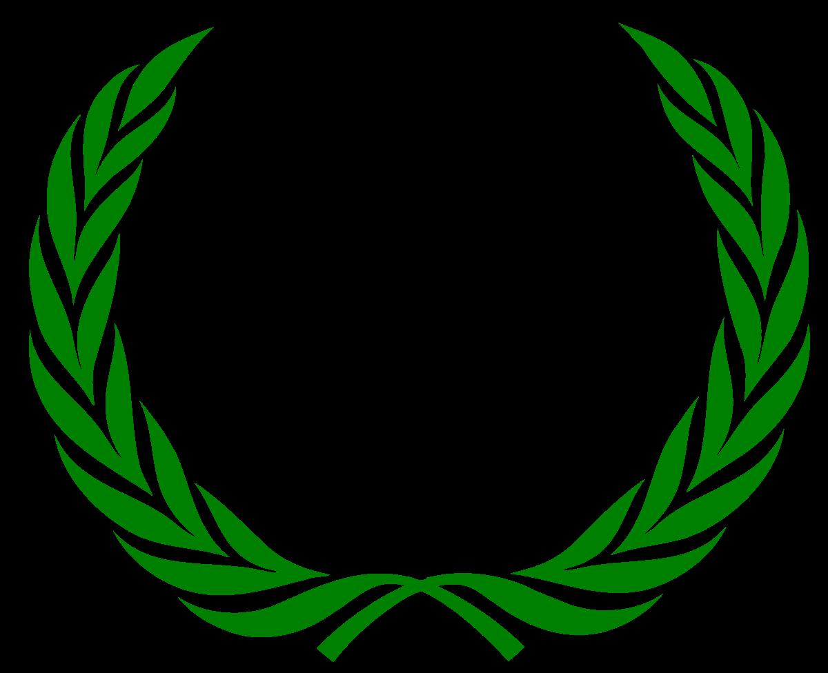 picture royalty free laureles vector laurel leaves #98827628
