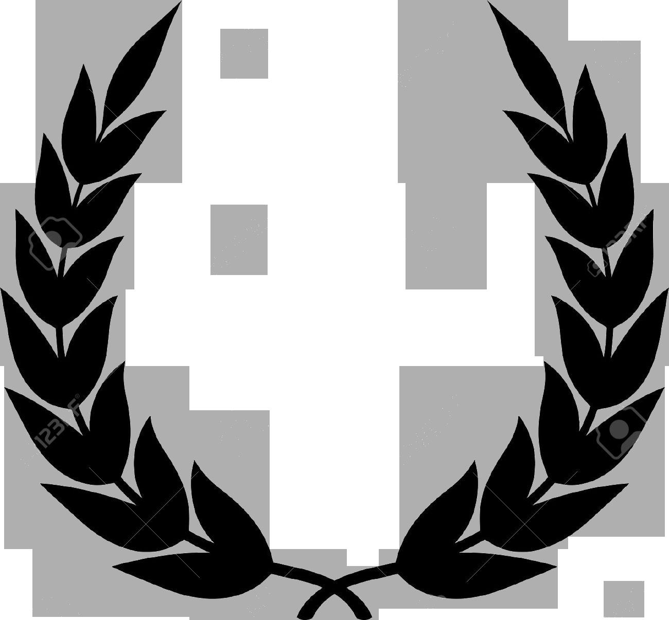 banner royalty free Laurel wreath Olive wreath Clip art