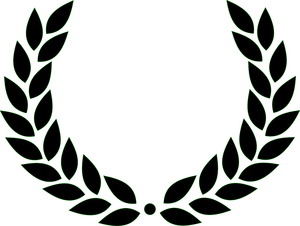 vector free Image result for laurel. Laurels vector leaf garland