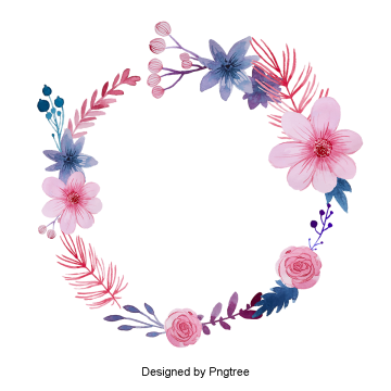 clip art black and white Lavender wreath clipart. Floral png images vectors