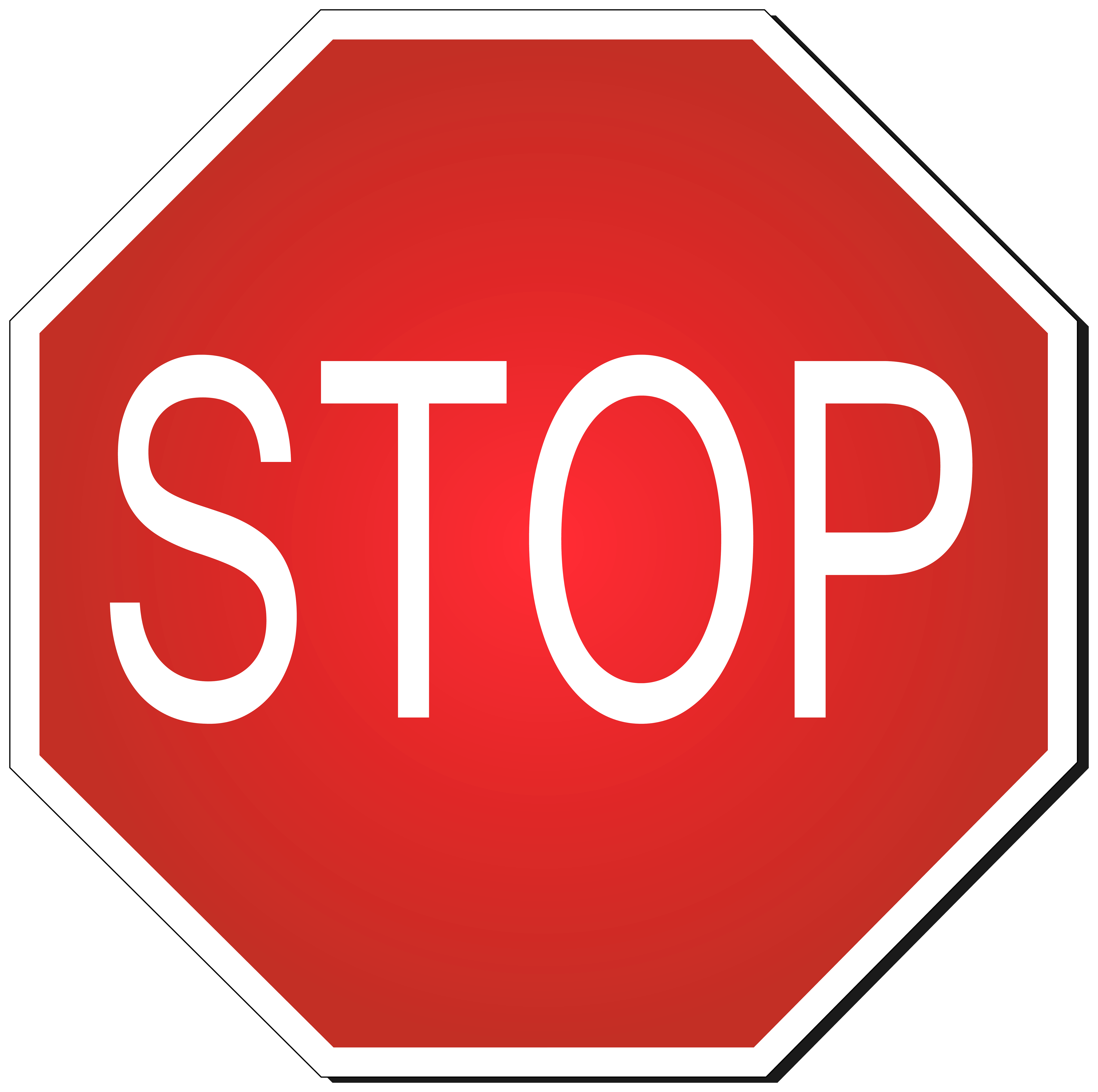 picture royalty free library Stop sign png best. Law clipart road.