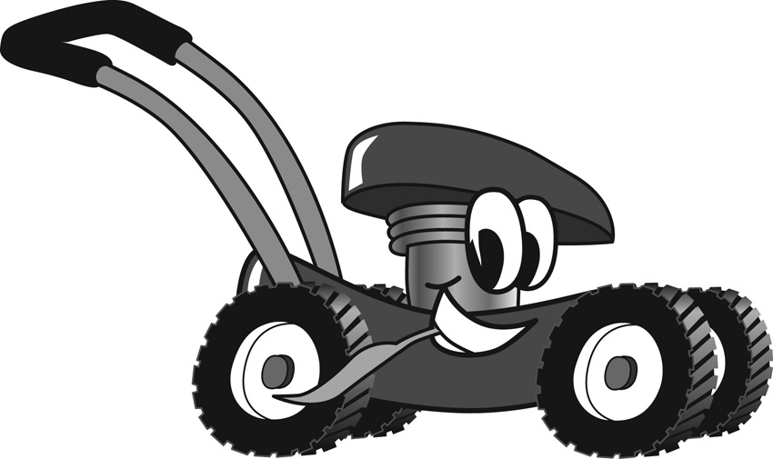 jpg free download Lawn care clipart happy.  clip art clipartlook.
