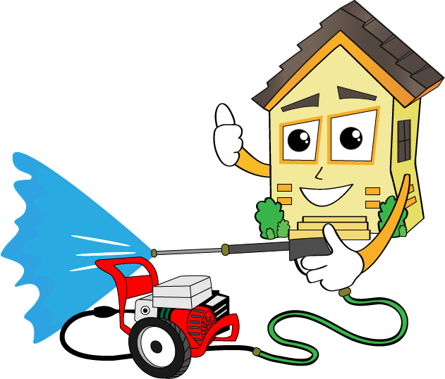 image black and white download Lawn care clipart happy. Mowing services pressure washers.