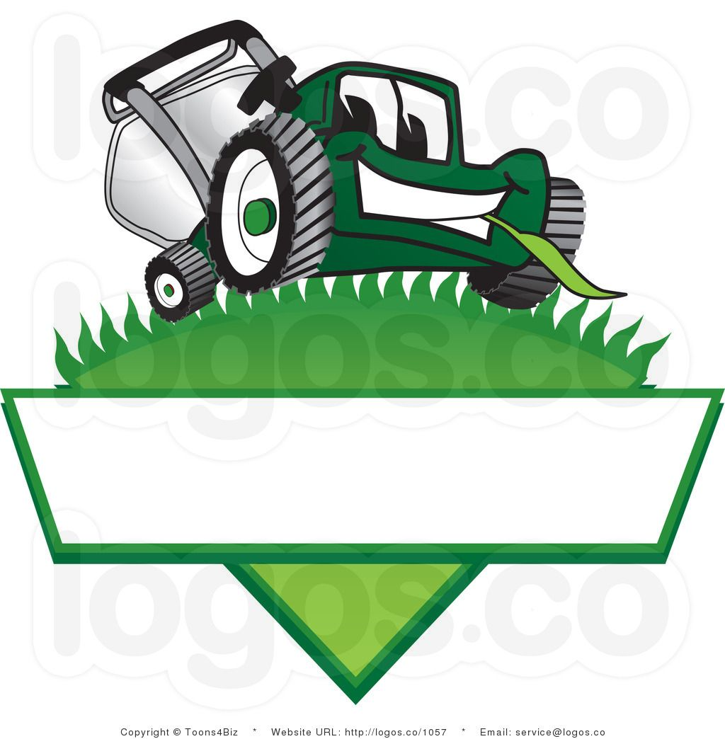 black and white download Impressive logos free logo. Lawn care clipart landscaping maintenance.