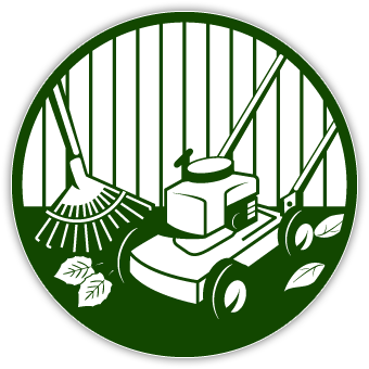 banner transparent download . Lawn mower clipart grounds maintenance.