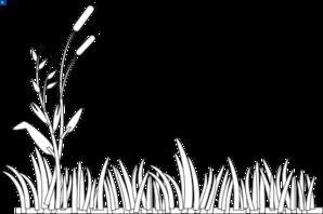 vector transparent stock White Grass Clip Art at Clker