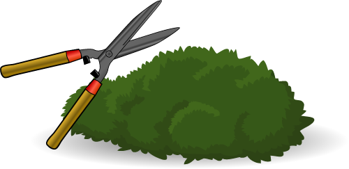 clipart royalty free download Lawn clipart hedge trimming. Grasshopper care ohio valley.