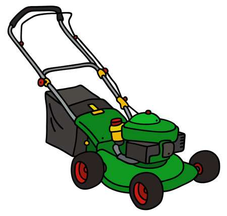 freeuse download Lawn mower free station. Lawnmower clipart.