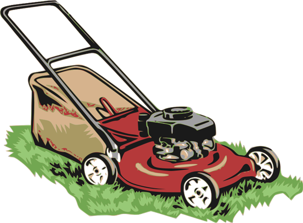 svg royalty free Lawnmower clipart.  collection of lawn