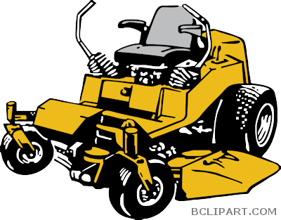 picture free library Riding lawn mower bclipart. Mowing clipart grass cutter.