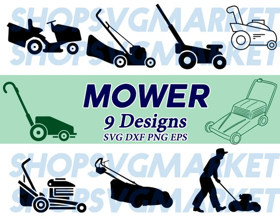 png black and white Lawn mower clipart grass cutter. Svg equipment cut file.