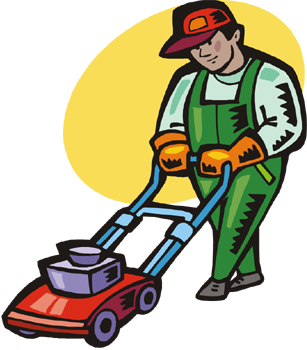 png library Lawn mower clipart grounds maintenance. Free pictures download clip.
