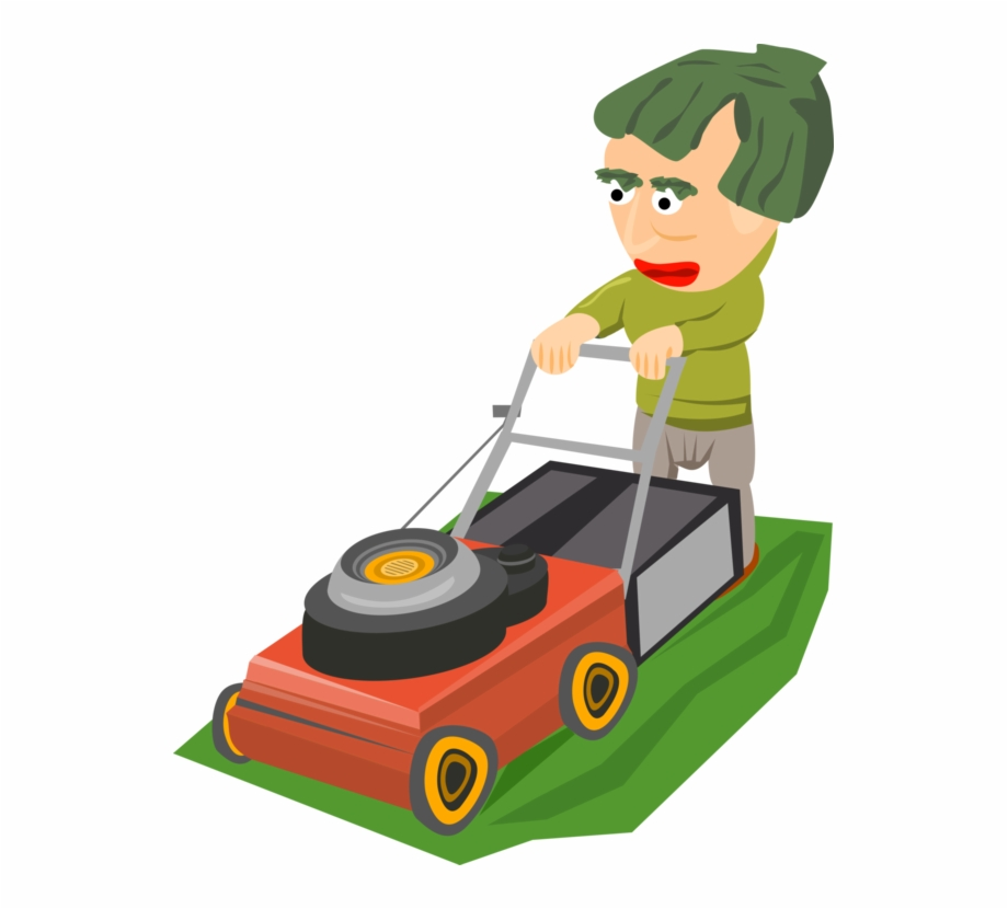 clip art free Lawnmower mow the png. Lawn mower clipart grounds maintenance.