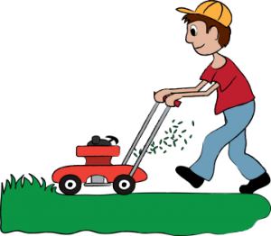 free library Lawn mower clipart grounds maintenance. Mow the png transparent.