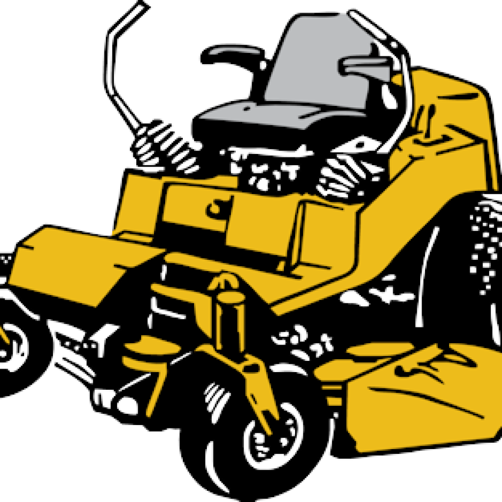 library Mower airplane hatenylo com. Mowing clipart lawn equipment.