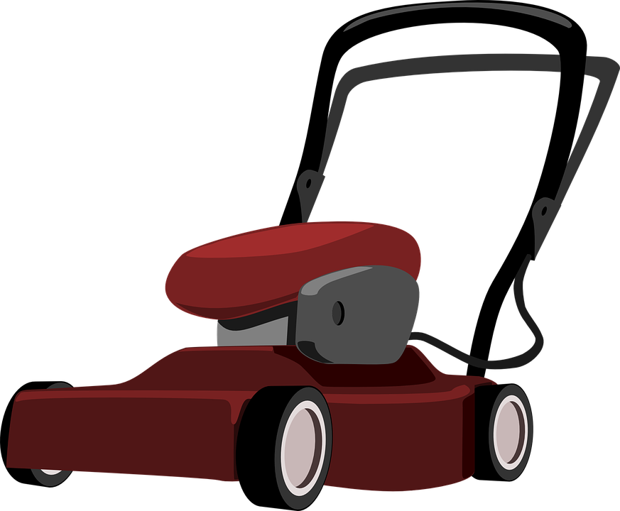 png transparent Lawn mower clipart lawnmower man. Graphics free vector graphic.