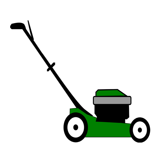 graphic library library Lawn Mowers Clipart