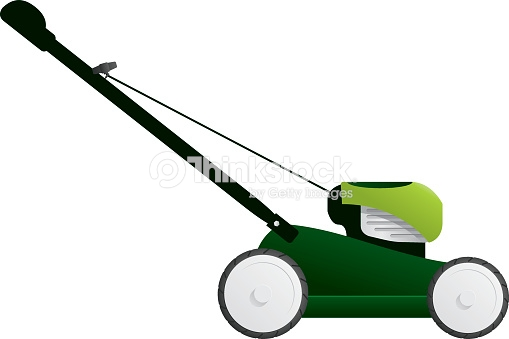 image transparent Lawnmower clipart green.  for free download.