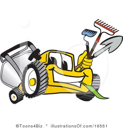 clipart transparent download Free mower black and. Lawnmower clipart lawn work