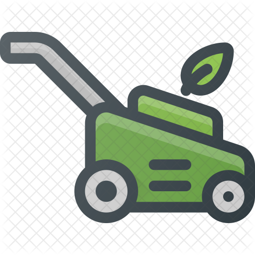 png royalty free library Lawn Mower Icon
