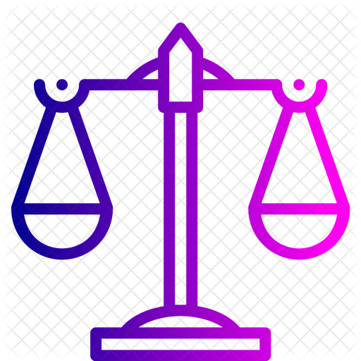 graphic black and white stock Law balance scale justice. Laws clipart legal system.